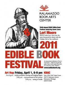 April 2011: Sixth Annual Edible Book Festival
