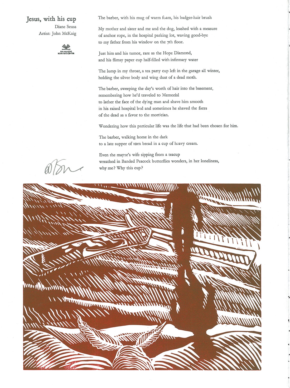 November 2015: Hedy Habra & Diane Seuss