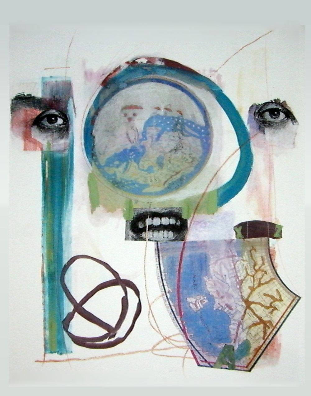 John Kollig, from Dada print series
