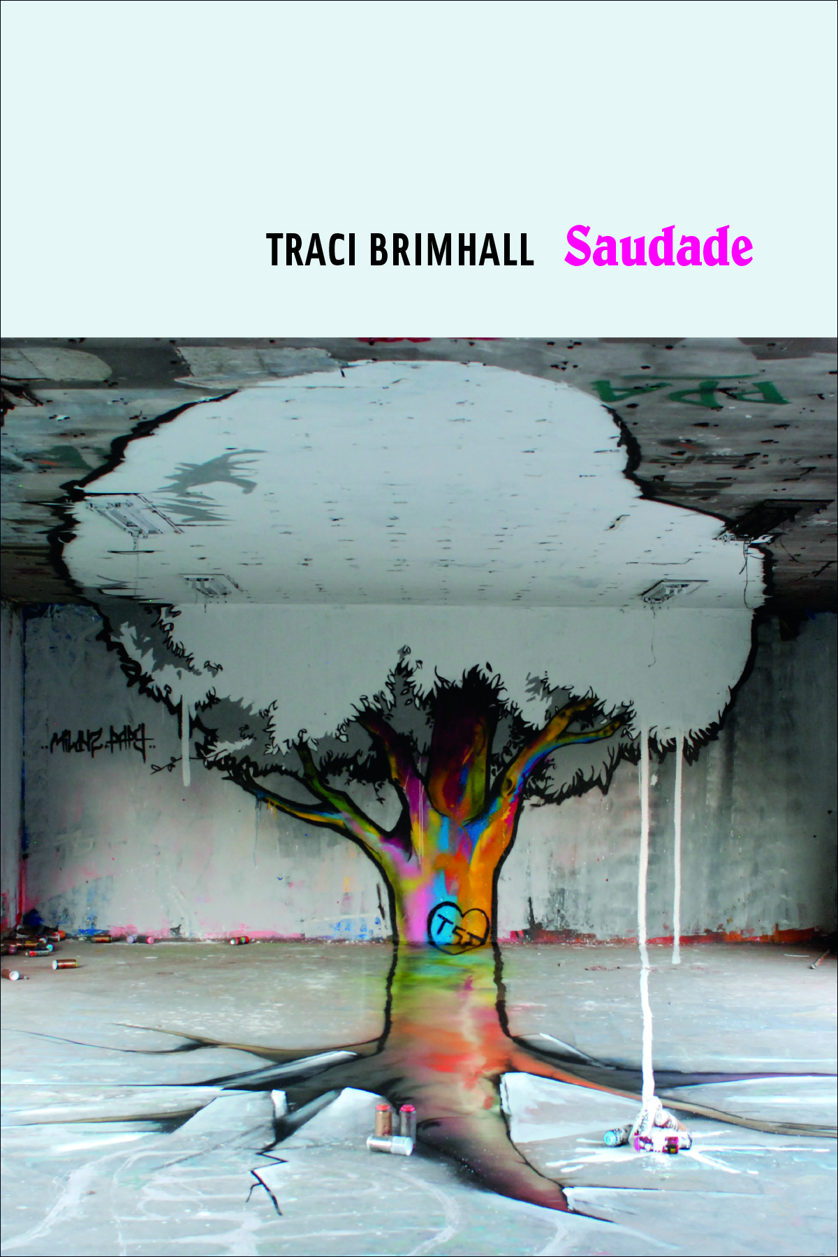 September 2018: Traci Brimhall and Oliver Baez Bendorf