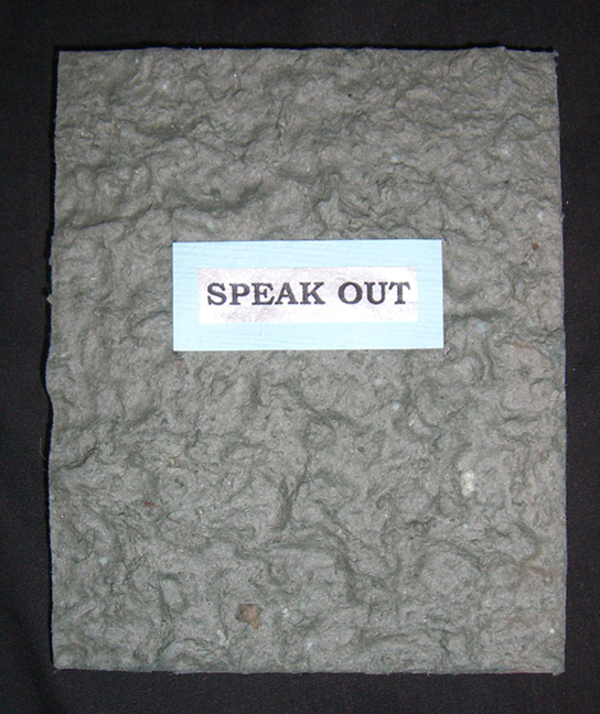 EvelynEller, Speak Out