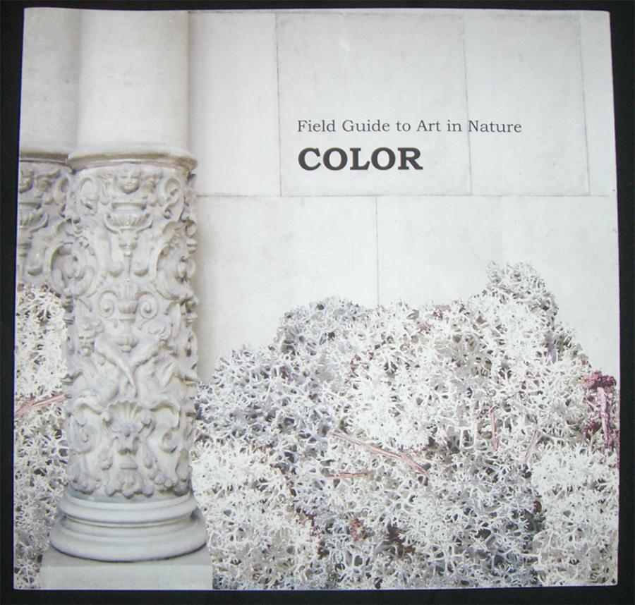 Karen Wirth, Fieldguide to Art in Nature: Color