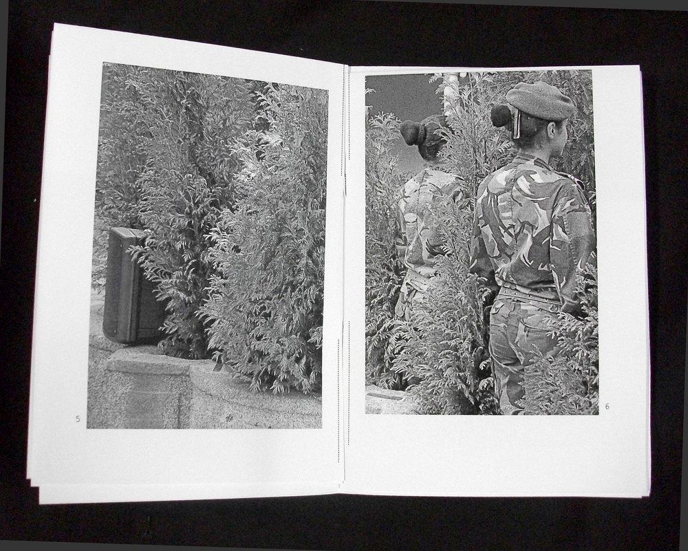 Lara Gonzalez,  Fe et ex, Made and Published,  2012, London, England