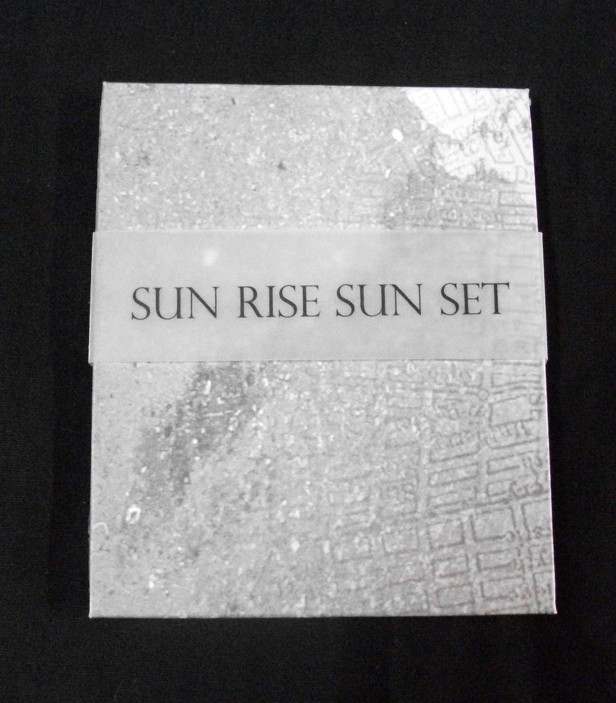 Sun Rise Sun Set, Jennifer H. Padgett, Watercolor, Pencil, Ink, Indiana, 2010
