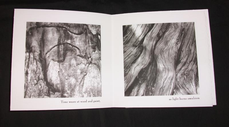 Thomas Lacell and Drew Matott, Ravages of Time, Artist Book, 2008
