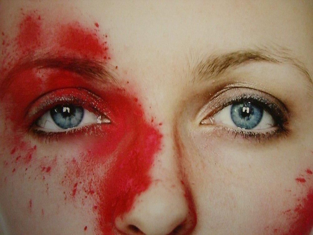 """Elijah Nykamp, """"Red,"""" Photography, 2014"""