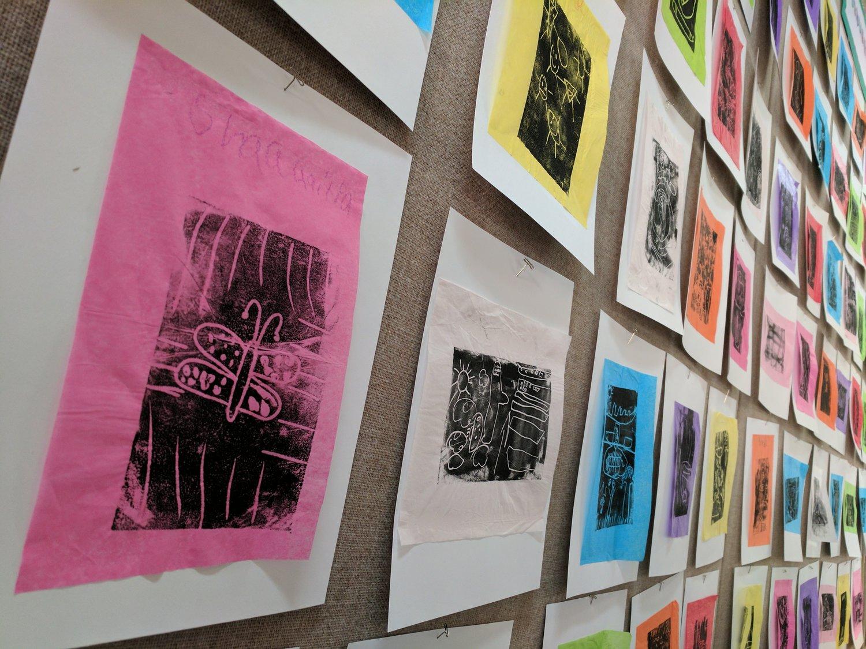 February 2019: Kids Print Extravaganza