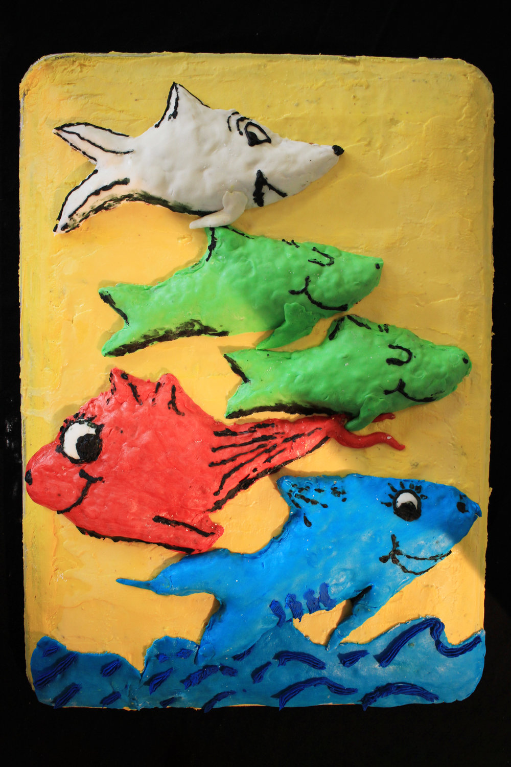 """""""One Fish, Two Fish"""" by Dan Williams and Jana Schulman"""