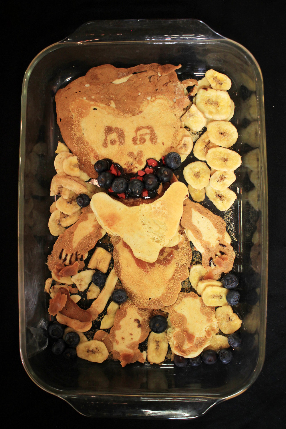"""""""Curious George Is Made of Pancakes"""" by Anise K. Strong-Morse"""