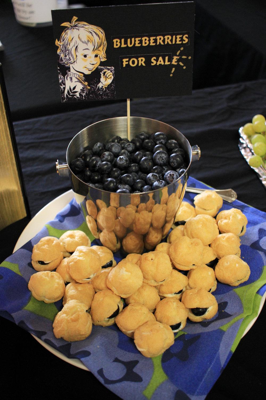 """Blueberries for Sal(e)"" by Amy Ferguson"