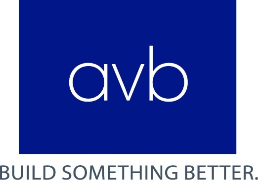 AVB's current logo was introduced in 2013. AVB's 85 team members are focused on commercial & residential construction & development.