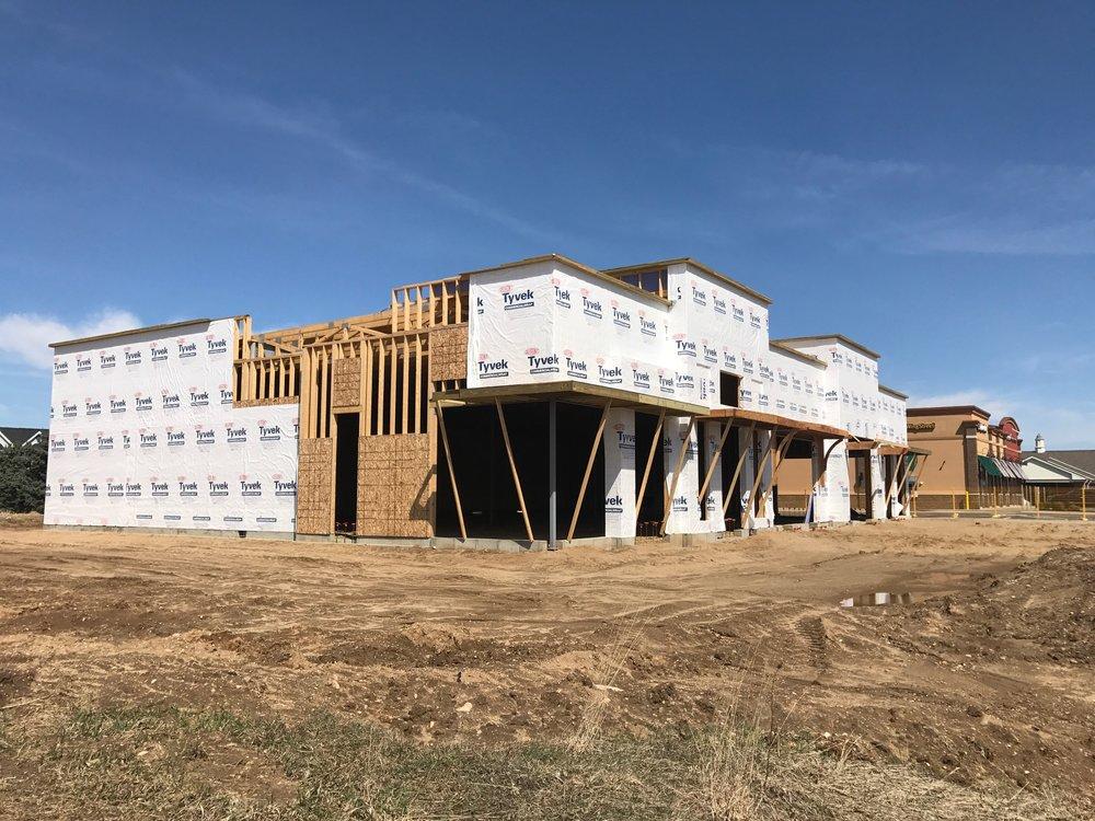 April 2017 Construction Progress