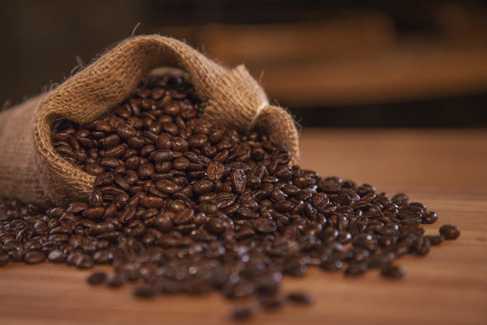 Our coffee… - Flavorful and robust