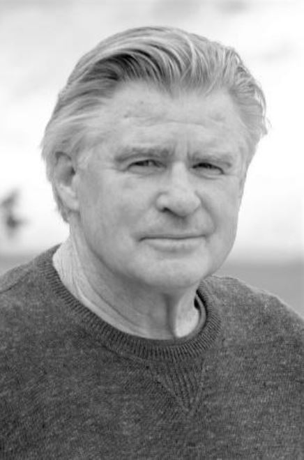 TREAT WILLIAMS</br> Three-Time Golden Globe Award</br> Nominated Actor