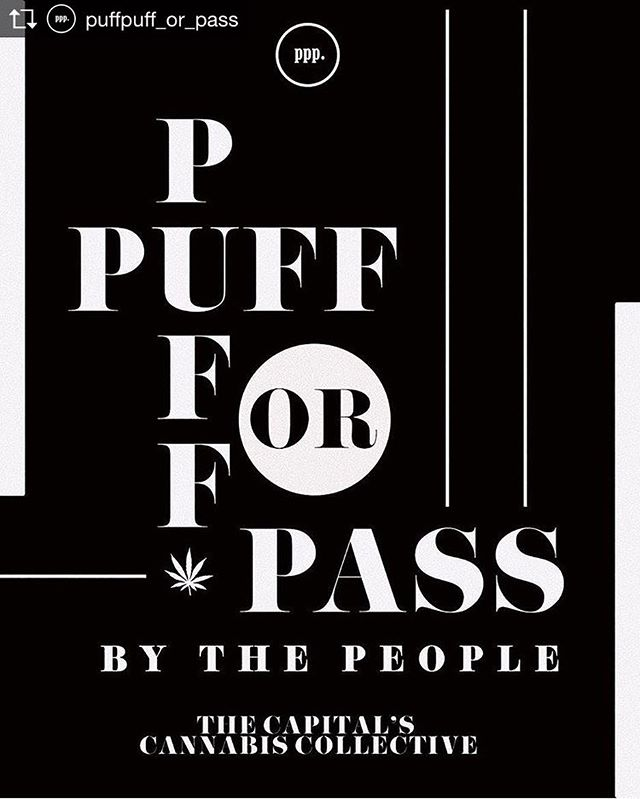 Shoutout to @ga_dc and their amazing audience this morning. They asked to know what cannabis related news @goldenpineappledc likes to read and we honestly don't like to listen to a lot of the static out there but @puffpuff_or_pass has our attention. Check out and see why