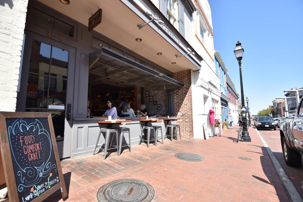 Matt Hetrick's Annapolis restaurant,  Preserve