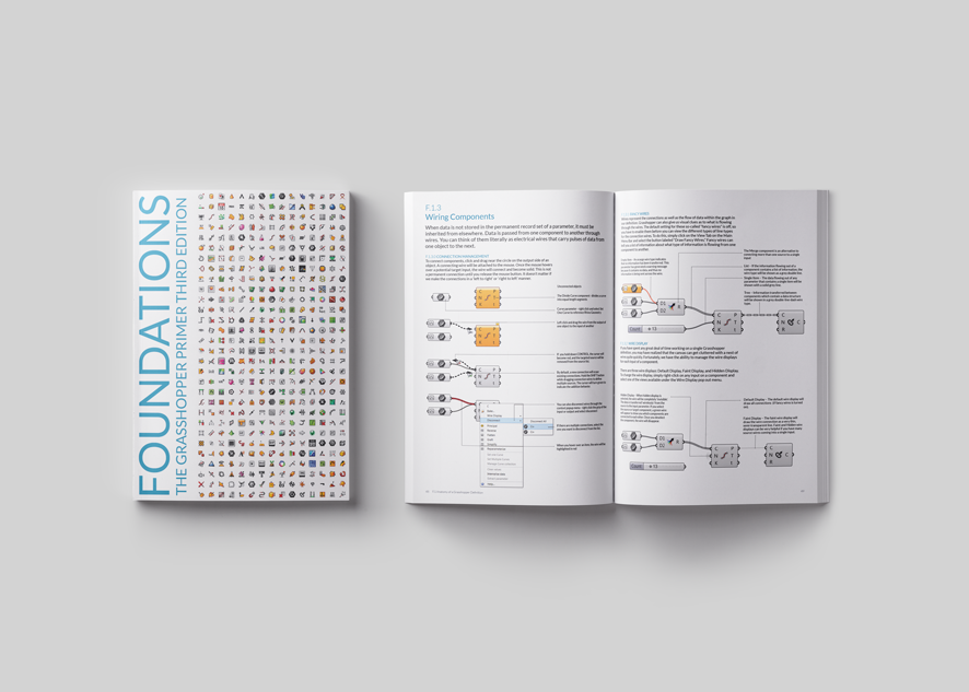 Grasshopper Primer Third Edition | MODE LAB - An introduction to visual programming for designers
