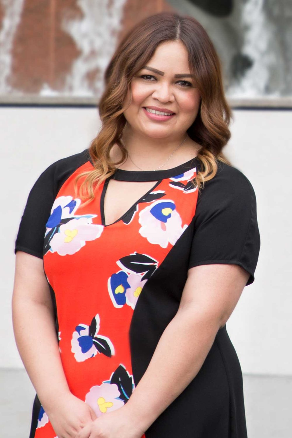 Grethel Fuentes#Office Manager