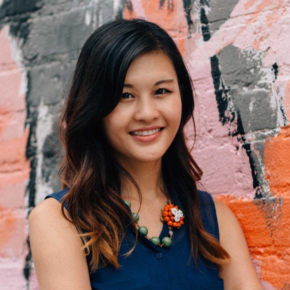 Photo of Winnie Fong.