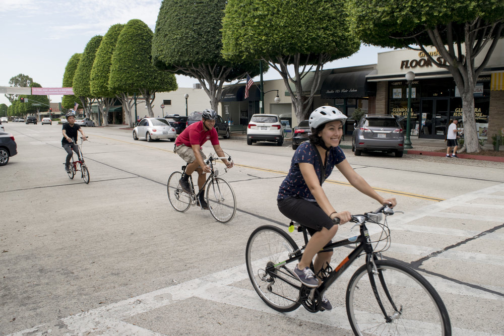 Los Angeles County Metropolitan Transportation Authority - Bicycle Friendly Business District