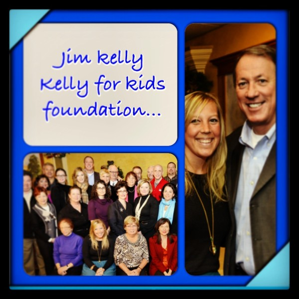 Me and Jim Kelly