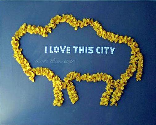 I Love Buffalo!