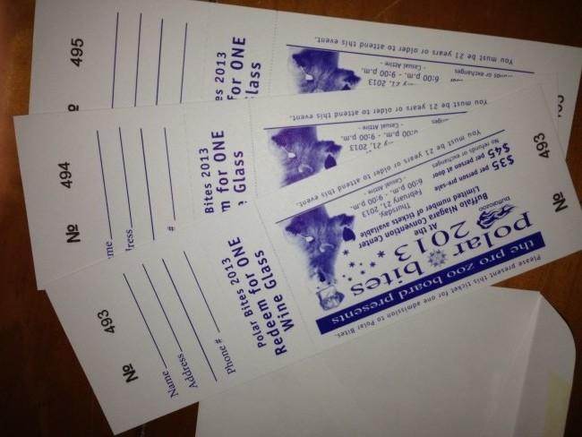 Tickets, Tickets