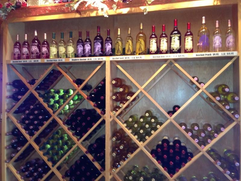 One of my favorite wineries ... Niagara Landing