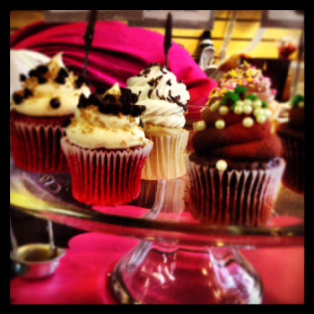 Cupcakes from Zillycakes