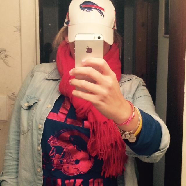 My NFL Fan Style - Buffalo Bills