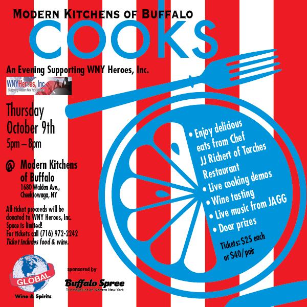 cooks event