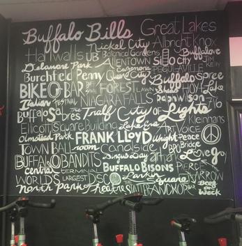 bikeorbar chalkboard