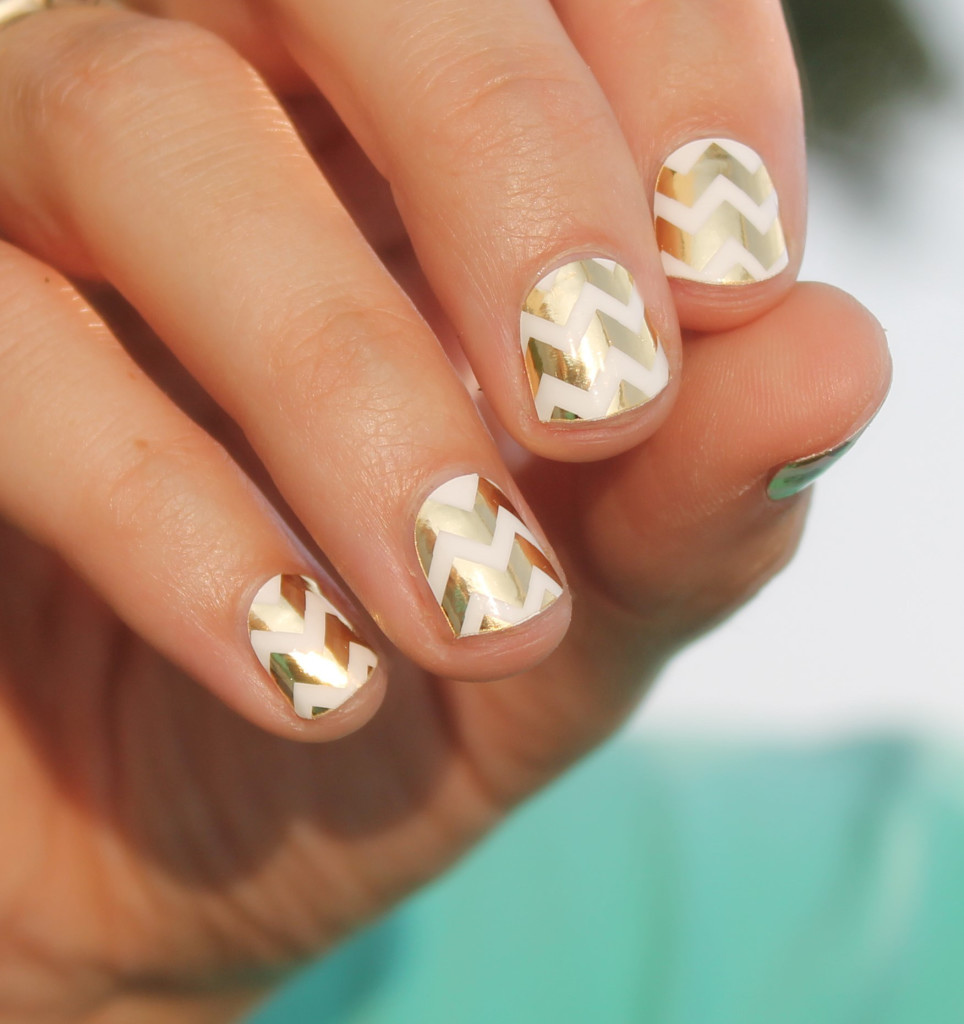 gold-chevron
