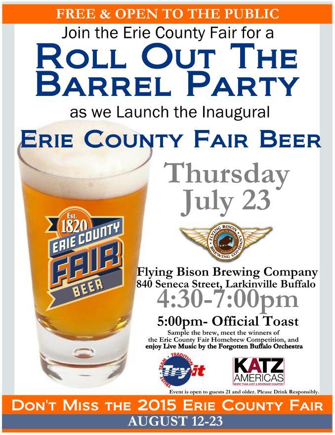 erie county beer