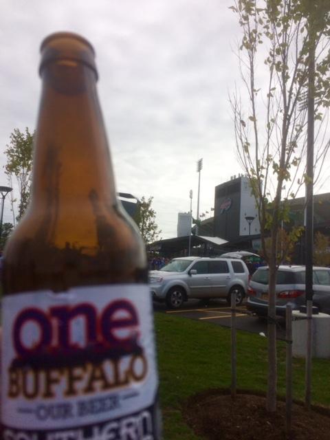 one buffalo beer