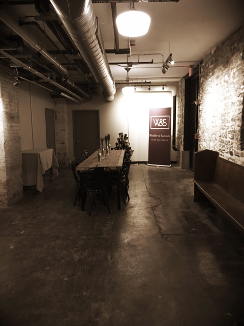 Private event area