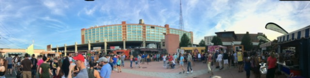 Food Truck Tuesdays at Larkin Square