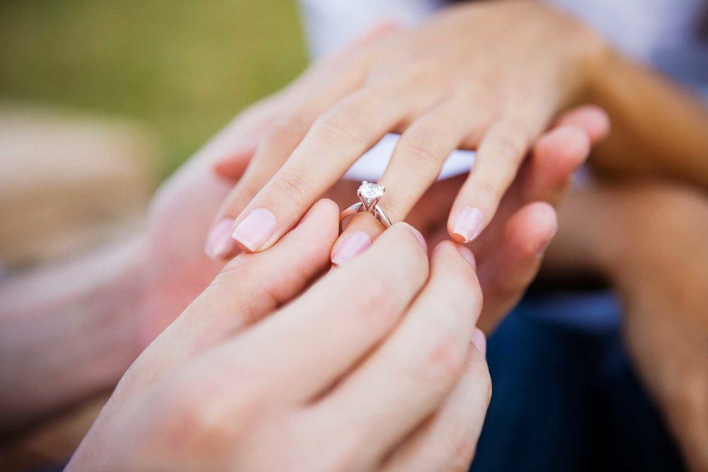 Engagement Ring Expertise - At Robert's Jewelry, we have been selling Engagement Rings to couples for 50 years. That means, we've seen it all. Don't know where to start? How much should you spend? Stop by or schedule an appointment today.