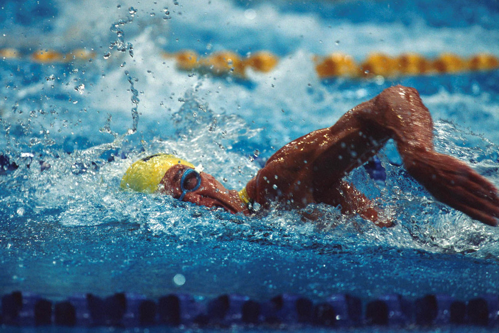 Swimmer's Shoulder -