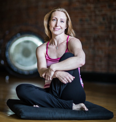 Suzula Bidon, E-RYT 200, YACEP, CPRS - Suzula Bidon created the Recovery Yoga Meetings® curriculum and has been teaching it since 2012. In long-term recovery herself, Suzula is also an attorney, recovery advocate, and Minnesota Certified Peer Recovery Specialist (CPRS).