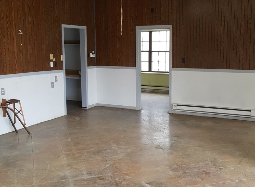 OUR SHOW ROOM SOON TO BE FILLED WITH RV PARTS