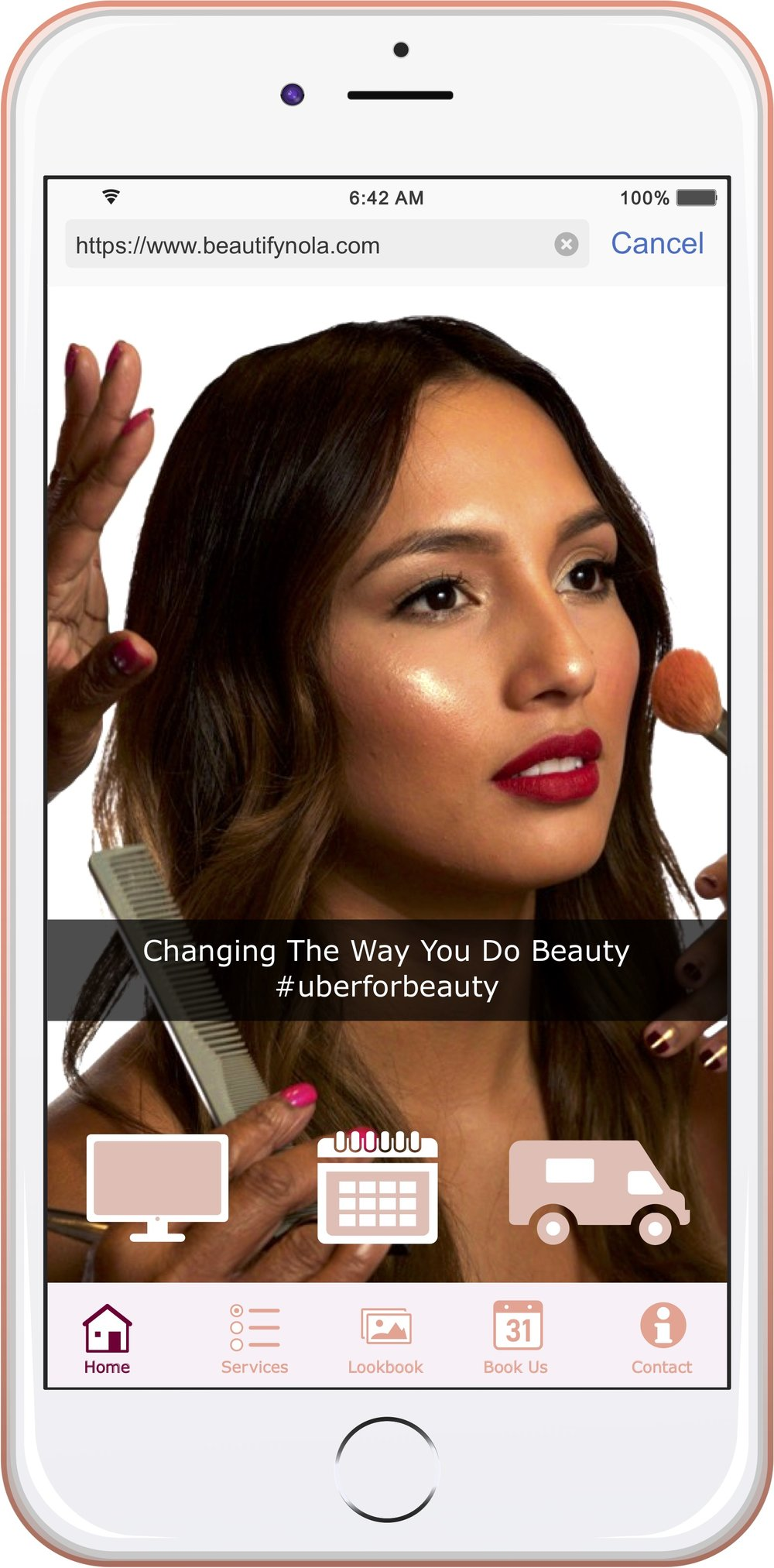 CLICK HERE TO DOWNLOAD THE BEAUTIFY APP -
