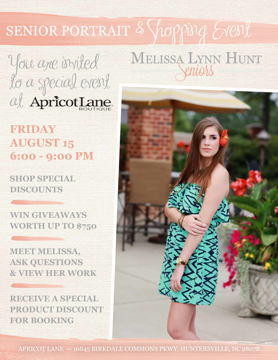 Apricot Lane Boutique Charlotte North Carolina