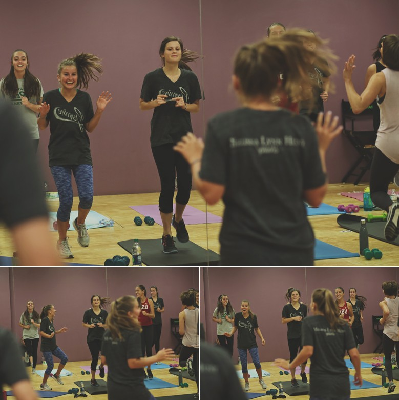 charlotte fitness class