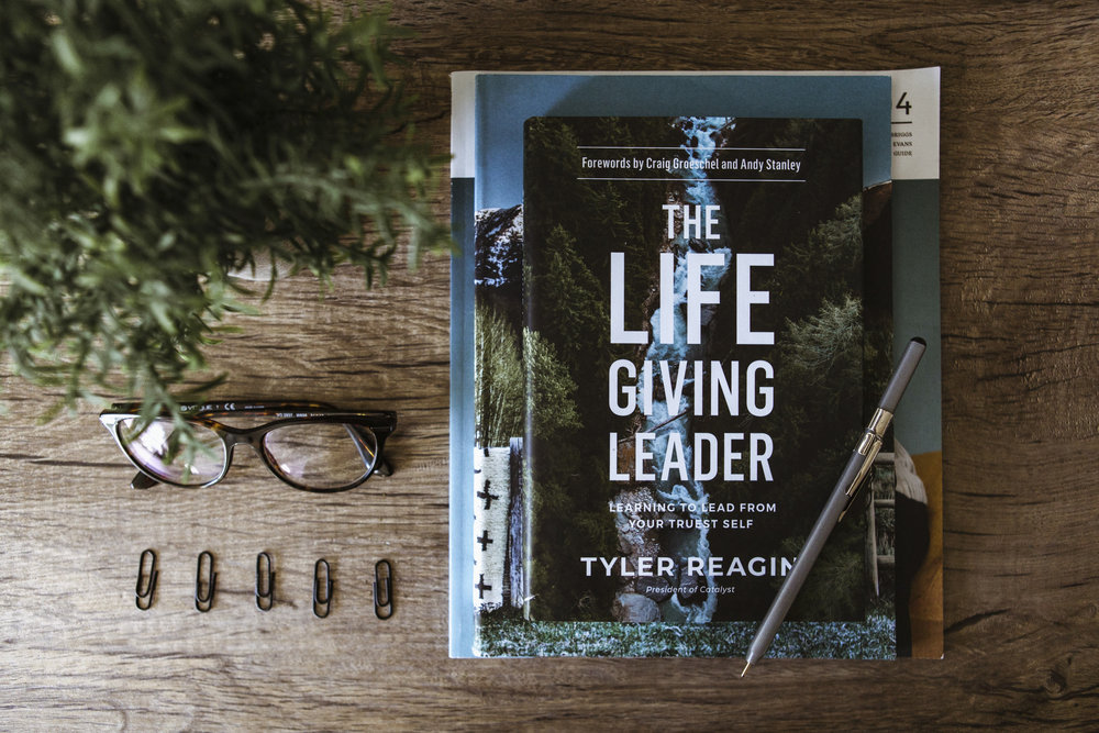 The Life-Giving Leader - Give life to those you lead