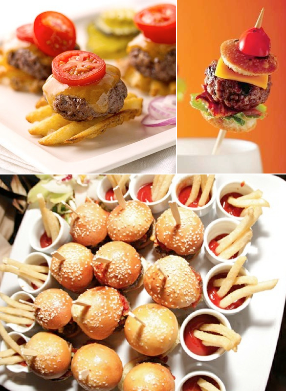 Wedding Appetizers sliders  fries.jpg