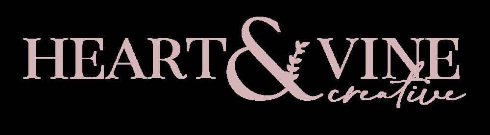 heart and vine logo