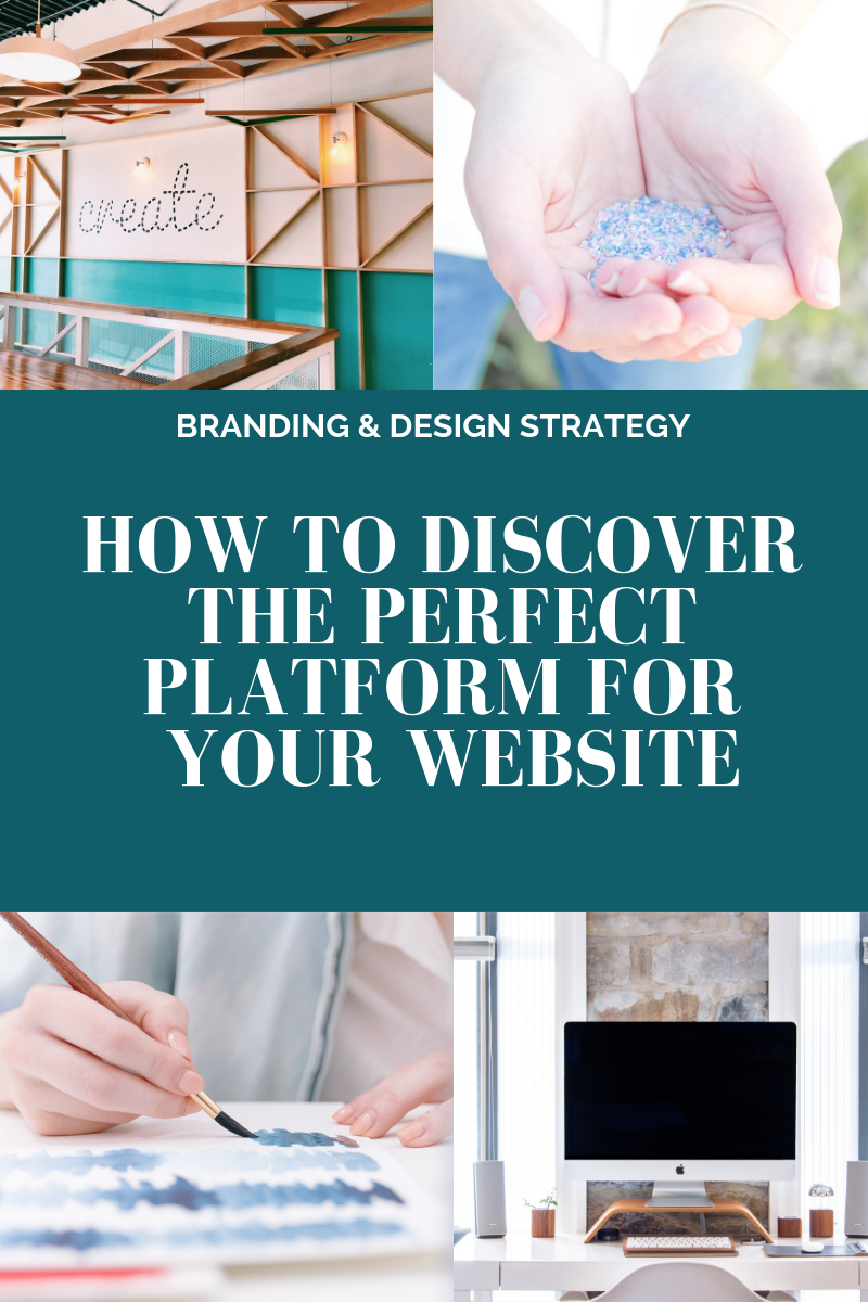 How to Discover the Perfect Platform for your Website l Delilah Creative l Cutting Edge Collective