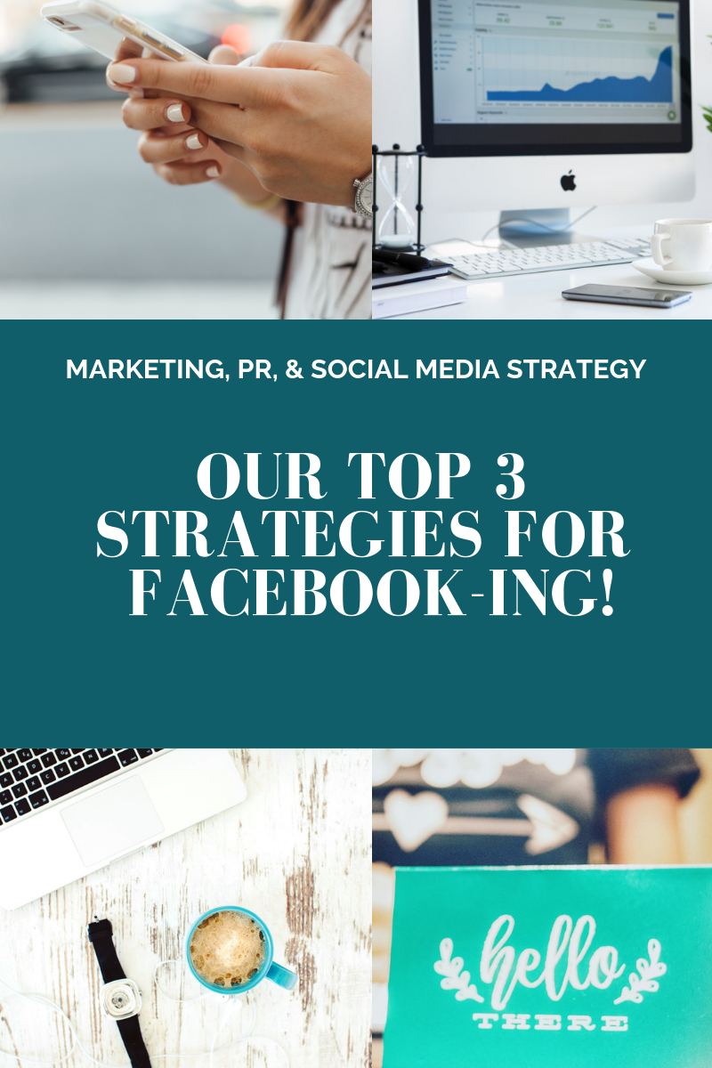 Our Top 3 Strategies for Facebook-ing! l Cutting Edge Collective Blog