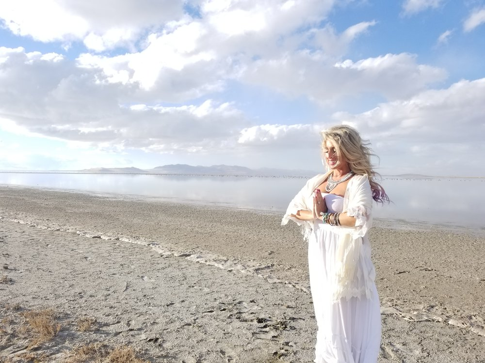 Sonia G. Godfrey | Moon Babes & The Light Tribe  info@moonbabetribe.com   moonbabetribe.com